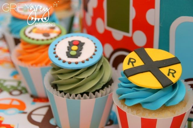 """Photo 16 of 22: Planes, Trains, and Automobiles / Birthday """"Planes, Trains, and Automobiles Party"""" 