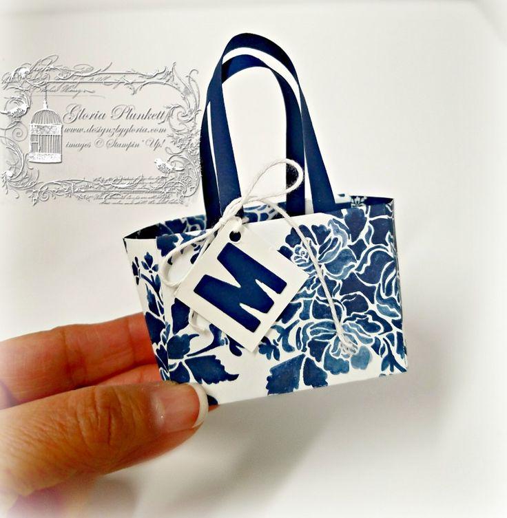 Designz By Gloria OnStage Gift Idea Floral Boutique Designer Series Paper