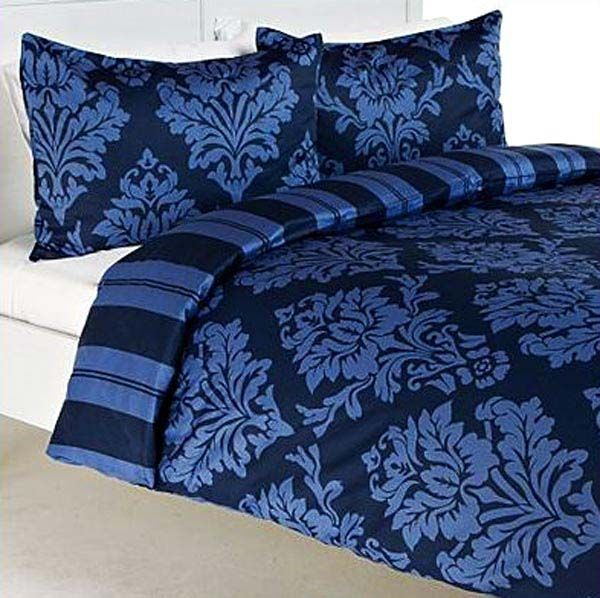 17 Best Images About Navy Blue Duvet Cover On Pinterest