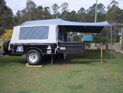 2009 model camper trailer | Campervan | Gumtree Australia Moreton Area - Woodford