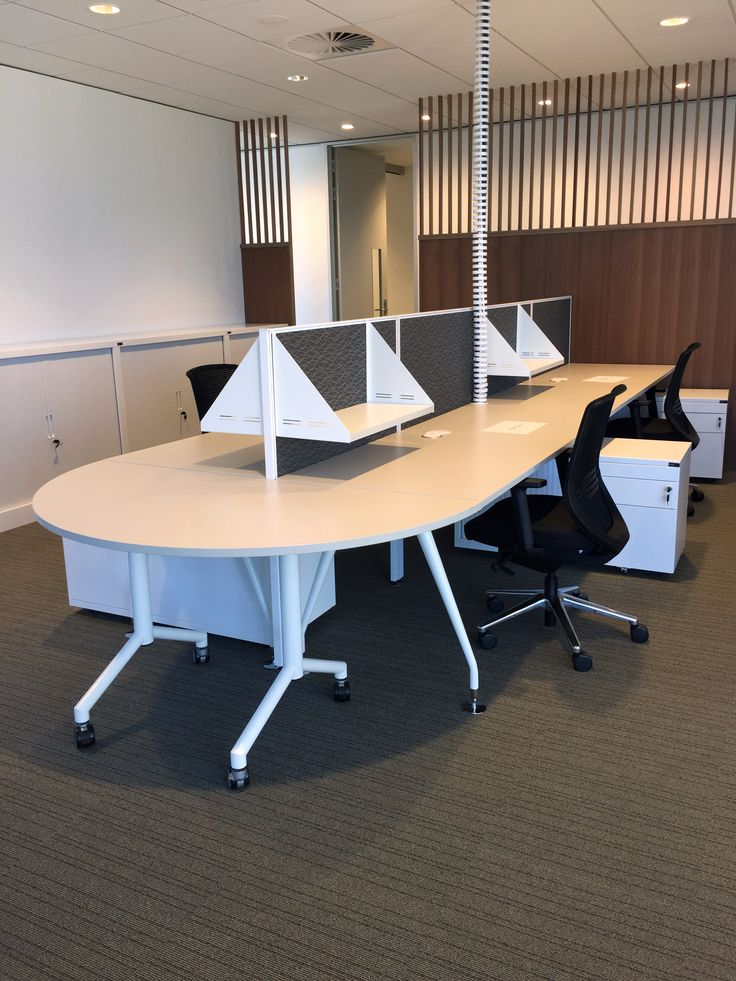 Church House office fit-out by Burgtec #office #perth #burgtec #design