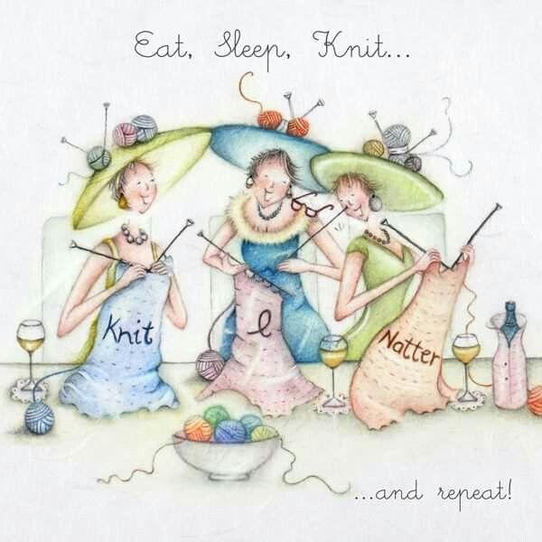 Pin by Robin Gooch on nitpic | Knitting. Knitting humor. Cards