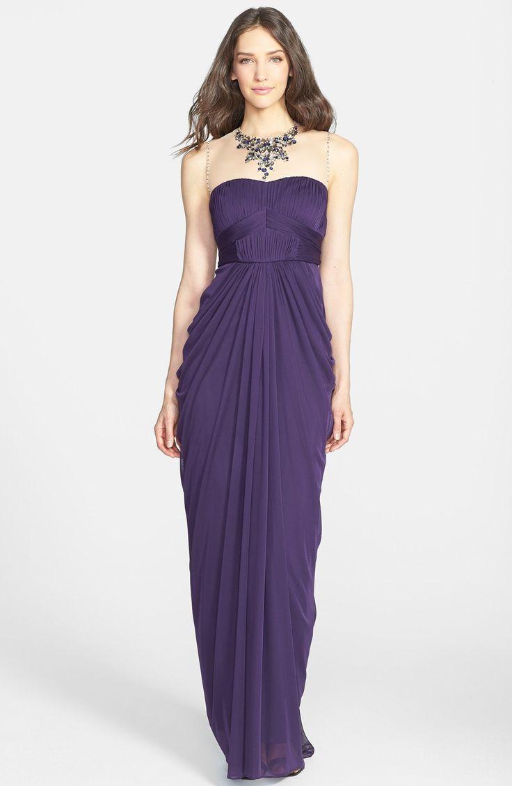12 best vestidos para madrinas images on Pinterest | Godmothers ...