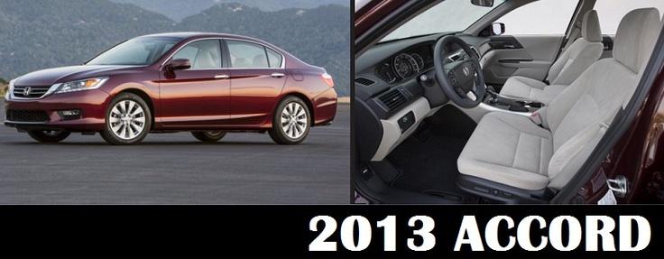It's a beauty! All New 2013 Honda Accord! What do you think?: It S, 2013 Honda, Do You, Maryland, Beauty, Park Honda, Honda Accord