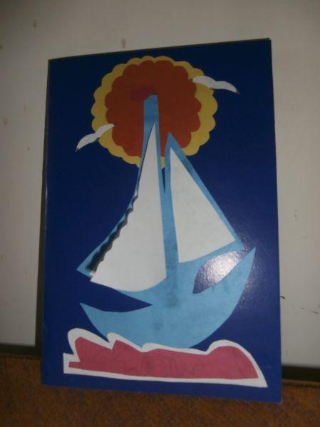 второй открытка к 23 февраля кораблик в бутылке часто путают