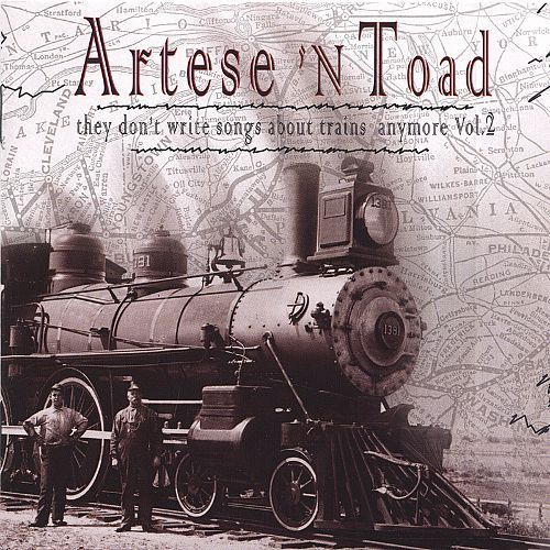 They Don't Write Songs About Trains Anymore, Vol. 2 [CD]