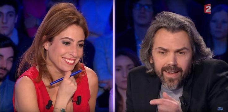 #ONPC:Aymeric Caron taquine Léa Salamé sur les rumeurs de son départ Check more at http://people.webissimo.biz/onpc-aymeric-caron-taquine-lea-salame-sur-les-rumeurs-de-son-depart/