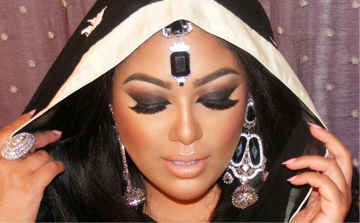 Benny Khan - arabic makeup tutorial