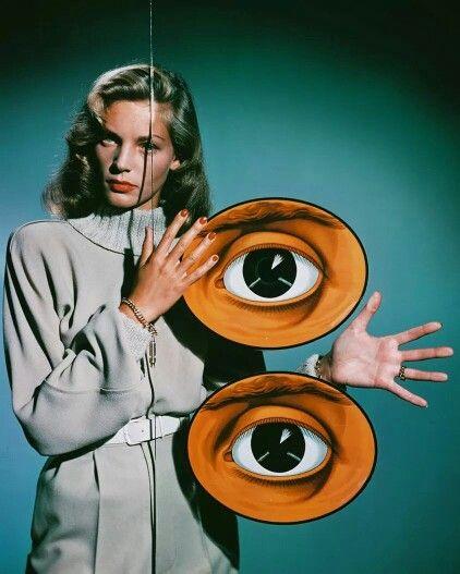 Lauren Bacall in 1940