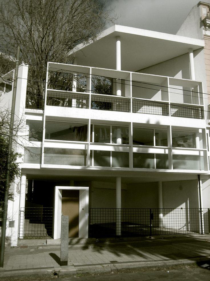Clássicos da Arquitetura: Casa Curutchet / Le Corbusier