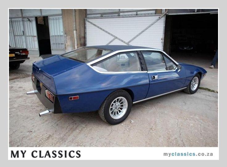 1978 Lotus Eclat classic car