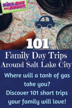 Free activities and splurges that are worth it. The coolest stuff for a staycation in town and road trips for less than a tank of gas from Salt Lake City. KidsOutAndAbout has tons of ideas for family travel, with places to explore, learn, and have fun!