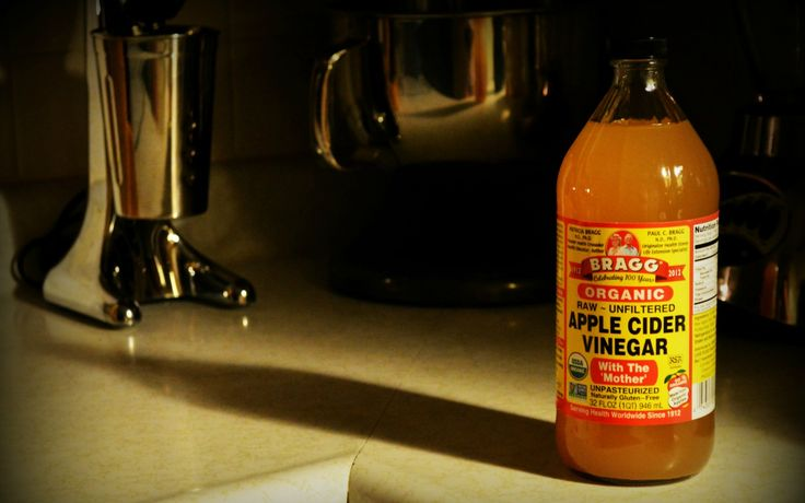 Tips for Using Apple Cider Vinegar to Treat Chronic Yeast Overgrowth (Candida) @minimalistgigi