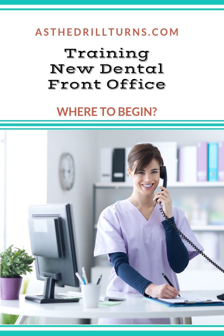 Training New Dental Front Office | Dental Office Telephone Tips