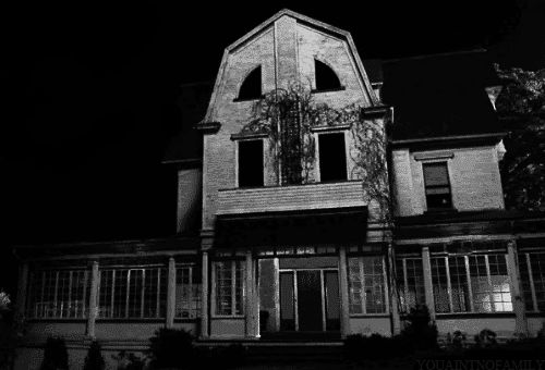 The Amityville House   The infamous Amityville Horror House owns so many scary stories, it could fill up the entire list. It's the only place that Lorraine Warren, the ghost hunter involved with several of the other stories, won't even talk about.