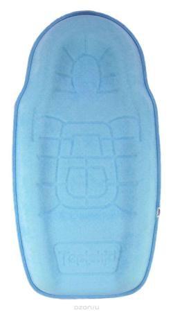 TeploKid Позиционер-подушка цвет голубой TK-SM02-D  — 2380р. --- Форма, позволяющая избежать точечной нагрузки на тело ребенка. Препятствует развитию ассиметрии черепа ребенка и искривления шейного позвонка во время сна за счет боковой поддержки. Подушка имеет специальные канавки для циркуляции воздуха и предотвращения опрелостей головы. Можно использовать как: коврик для сна, мобильную кроватку в гостях или путешествии, в качестве пеленального столика. От 0 - 12 месяцев
