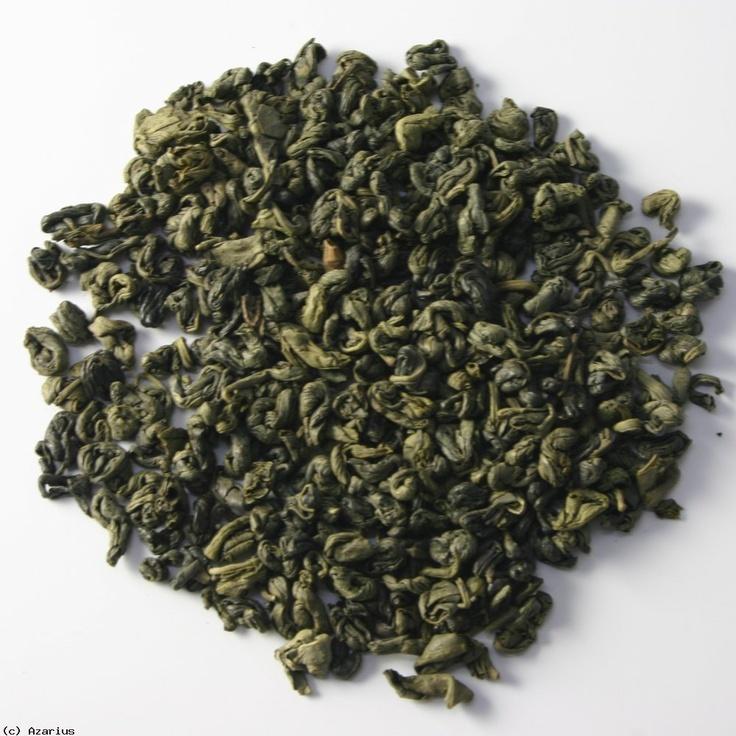 Gunpowder-tea