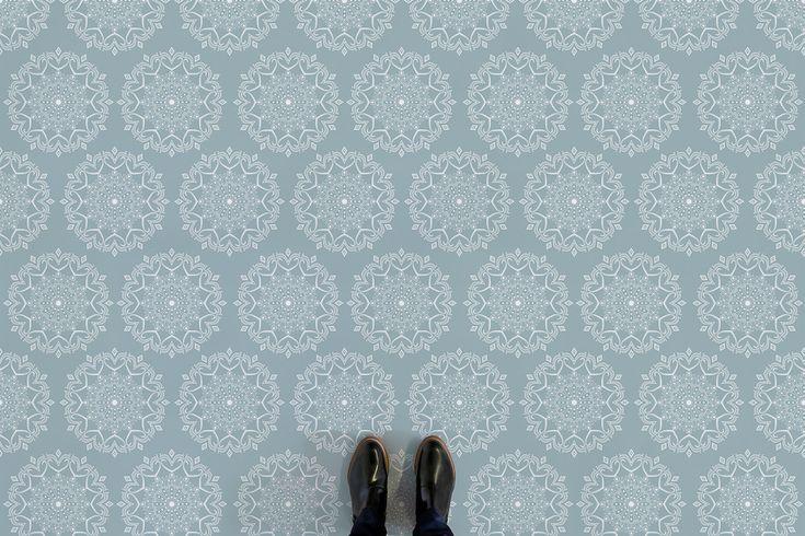 Manadala Flooring pattern