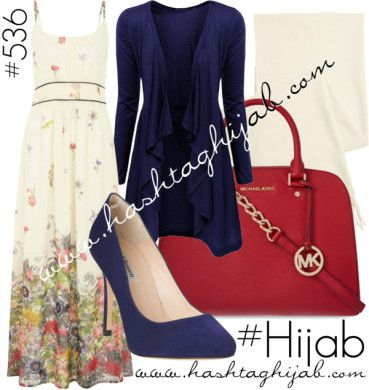 Hashtag Hijab Outfit #536