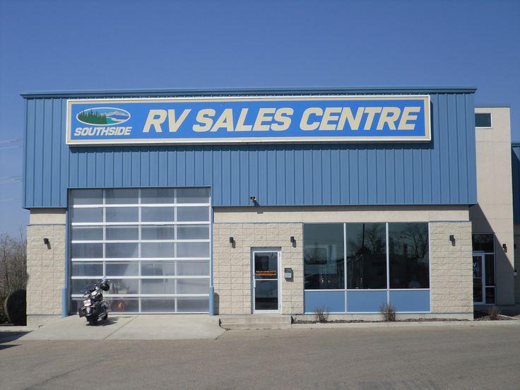 RV Sales Centre - Red Deer Alberta