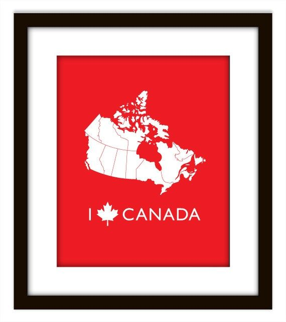 Canada the true north strong and free!