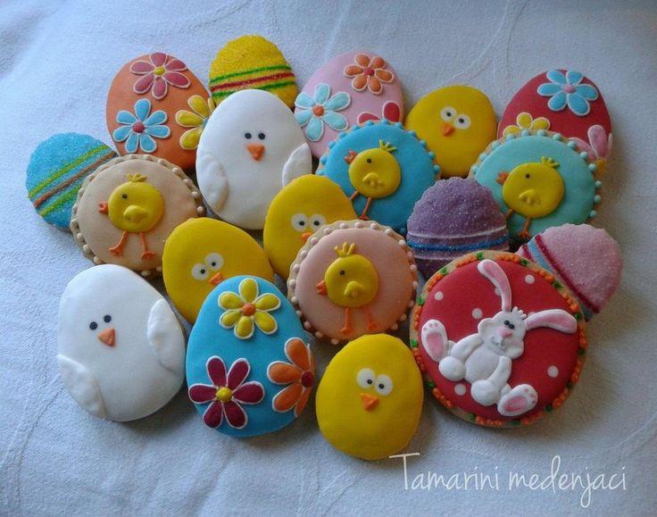 easter cookies - Buscar con Google