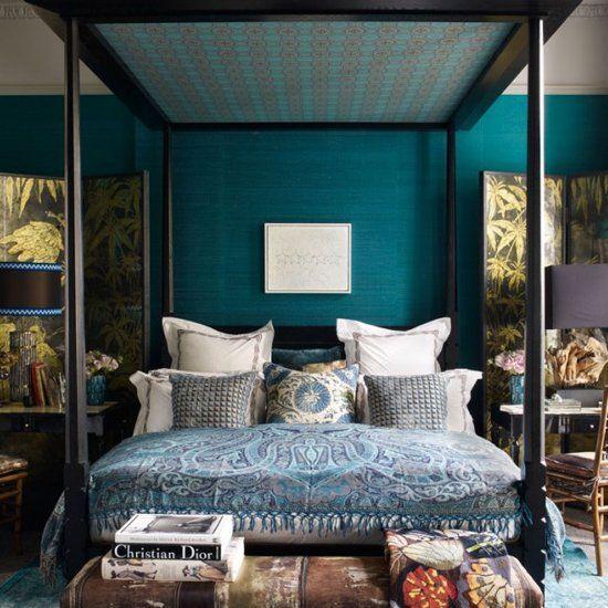 Bedroom Color Scheme Ideas Ͽ� Teal Sea Foam Green Pale: 23 Best Teal Colored Schemes Images On Pinterest