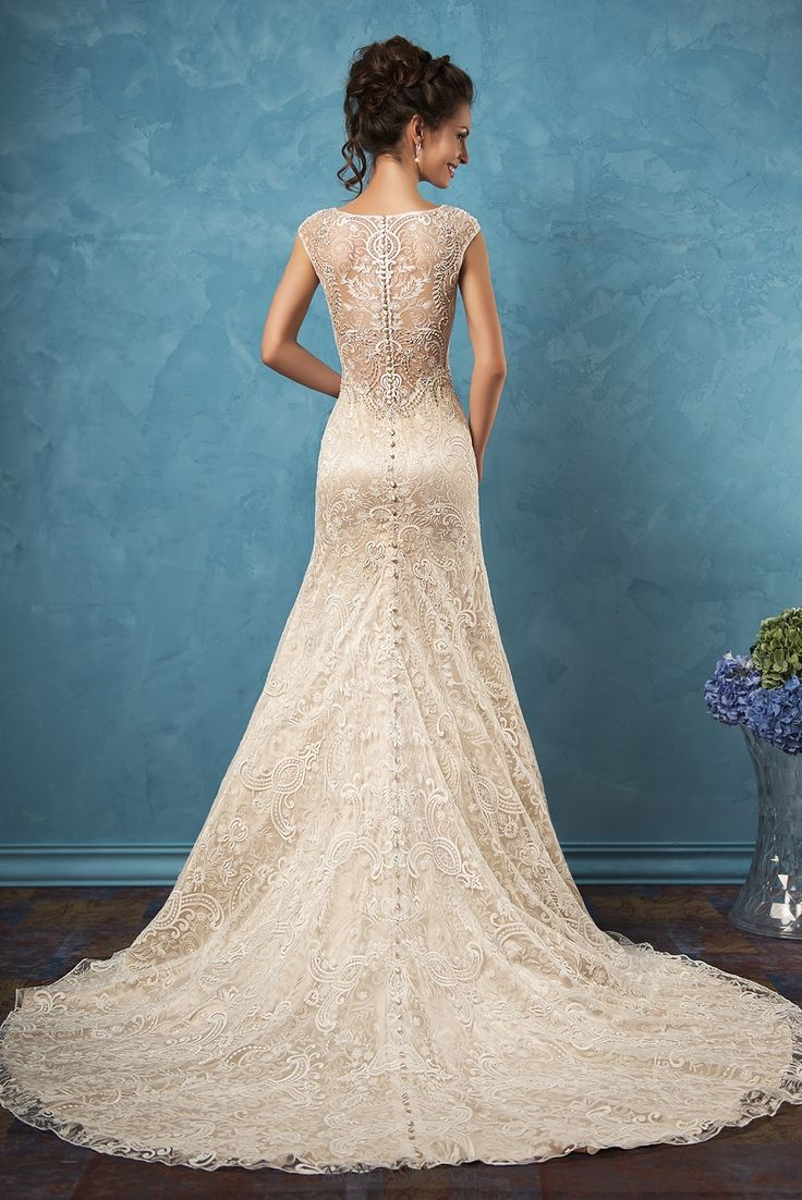 Lace wedding dress under 200 november 2018  best beautiful dress images on Pinterest  Bridal dresses
