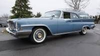 1961 Chrysler New Yorker 9 Passenger Wagon: 2 of 50