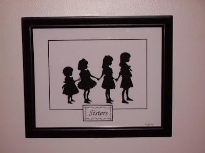 Four-sisters For sisters Tiffanie, Jeanie, Ashley, Sara