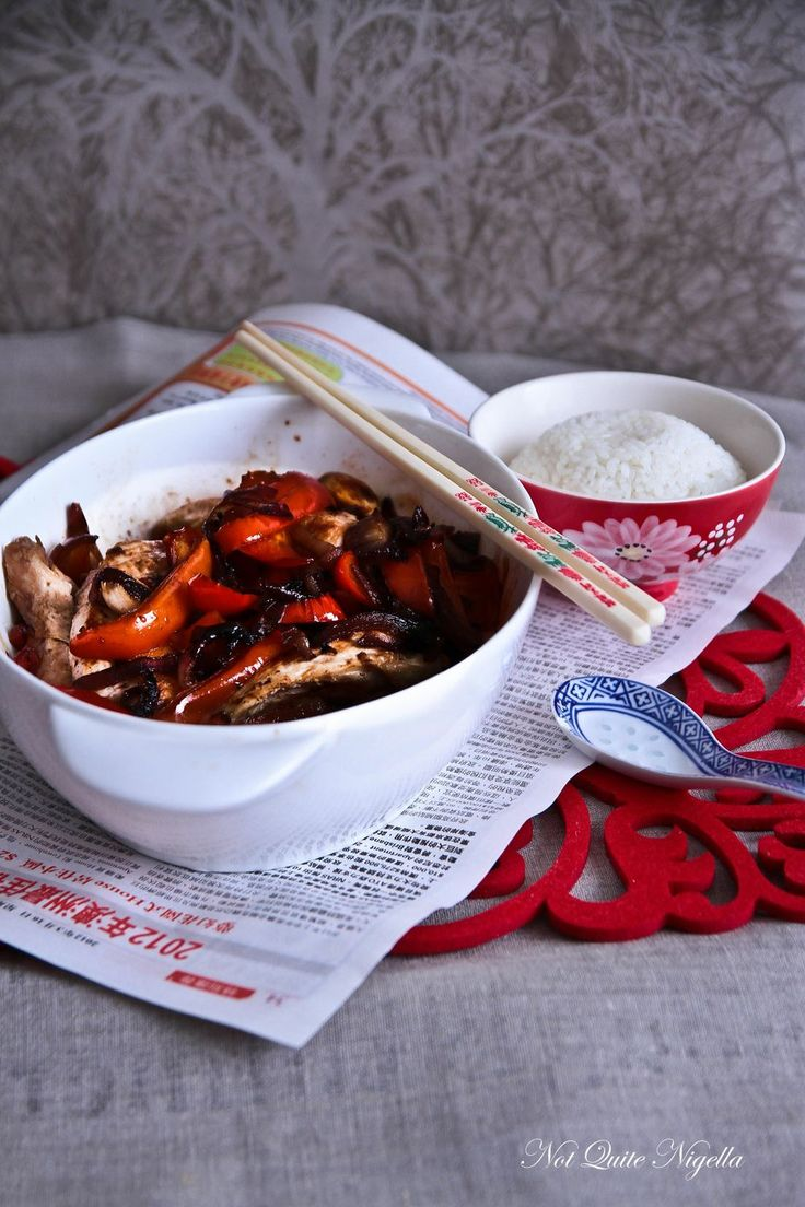 chinese bourbon chicken