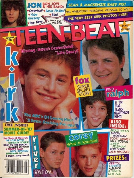 Teen Beat Photo 112