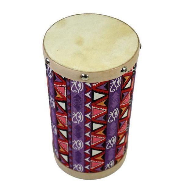 Fabric Tube Drum - Jamtown World Instruments