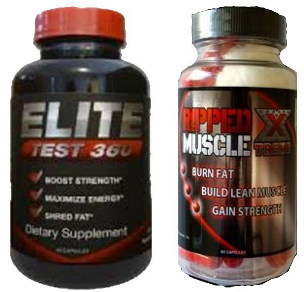 Elite Test 360 & Ripped Muscle X - Many Say It's The Key to Bodybuilding Success #EliteTest360RippedMuscleX