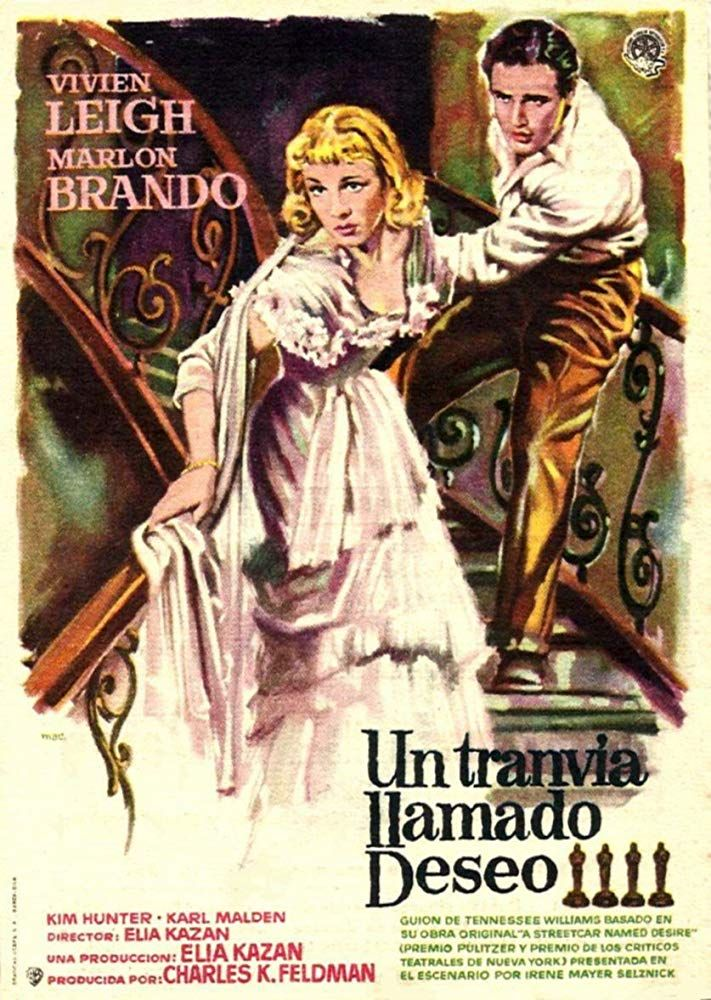 A Streetcar Named Desire (1951) IMDb (With images