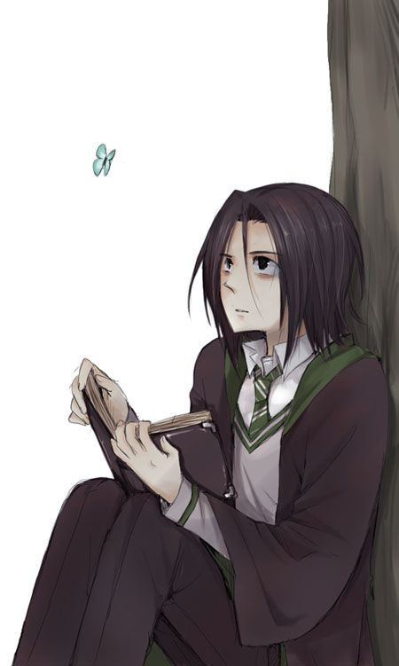 Young Snape by ~MachoMachi