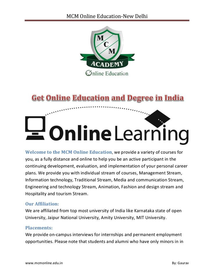 Mejores 23 imgenes de amity university online courses en pinterest get online education and degree in india online courses by mcm online education via slideshare malvernweather