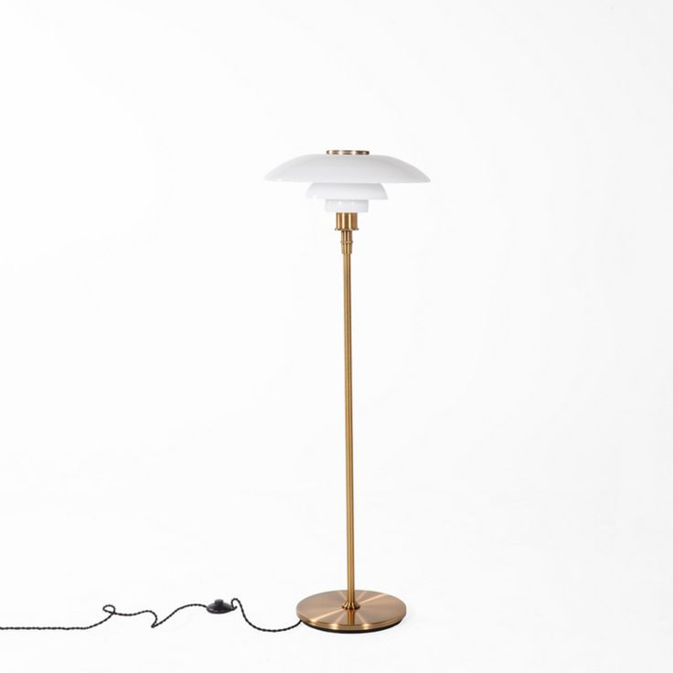 Stilnovo Asta Floor Lamp - LBF028BLK