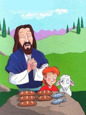 ME ABURRE LA RELIGIÓN: LA MULTIPLICACIÓN DE LOS PANES Y LOS PECES