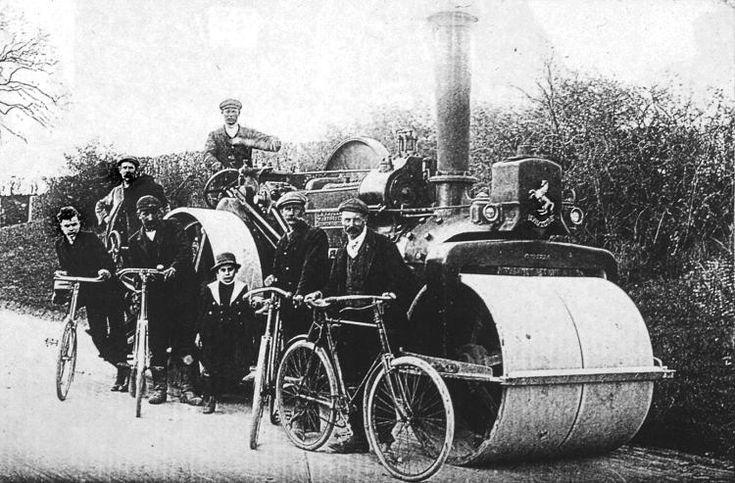 Tom Haynes Steamroller