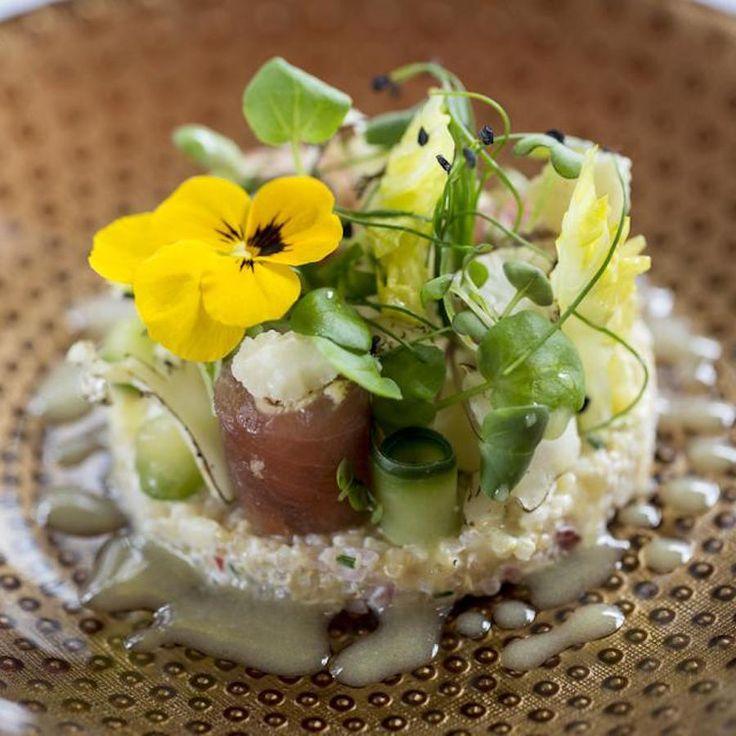 Restaurant Wiesen kookt klassiek met wat wereldse invloeden en een modern jasje eroverheen. Het leverde ze die felbegeerde ster op.
