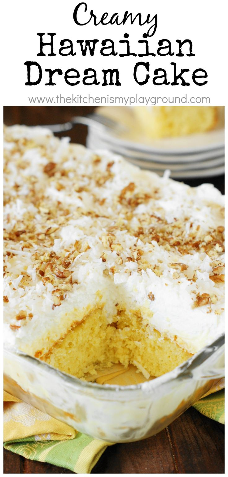 recipe for hawaiian wedding cake with whipped cream cheese frosting hawaiian cake cakes and cake 19023