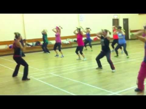 "▶ ""Zumba"" Toning -'Pump Up The Jam'.Arms Workout For Women. Workout Video - YouTube"
