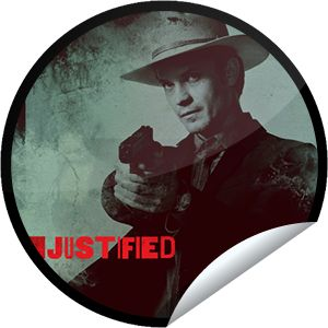 #TimothyOlyphant as #RaylanGivens #Justified #FX: Season 4 Episode 11
