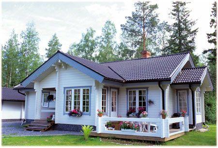 16 best images about casas de madera on pinterest - Casas de madera nordicas ...