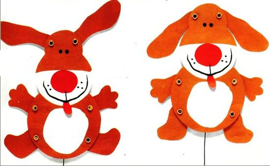 динамические игрушки из бумаги: 11 тыс изображений найдено в Яндекс.Картинках