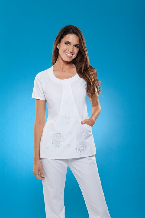 300 best filipinas images on pinterest medical scrubs for Spa uniform in the philippines