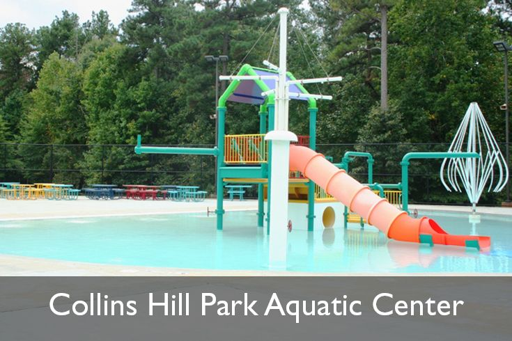 Collins hill park aquatic center lawrenceville georgia for Collins hill