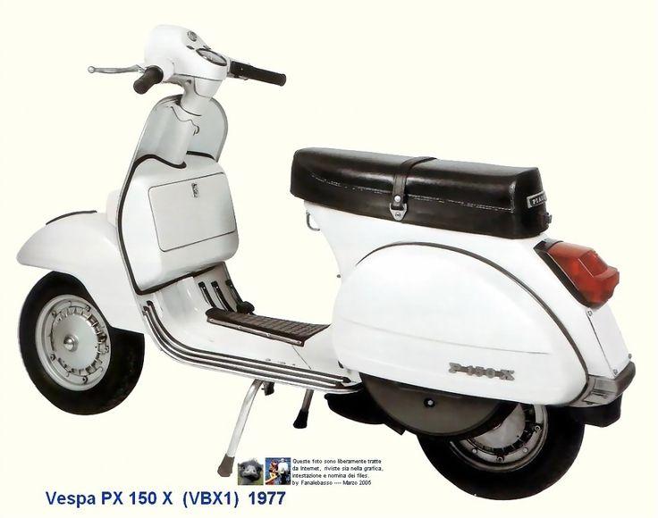 La  @Vespa_Official per eccellenza, è anche l'eccellenza Made in Italy! Vespa Px, scopri la storia