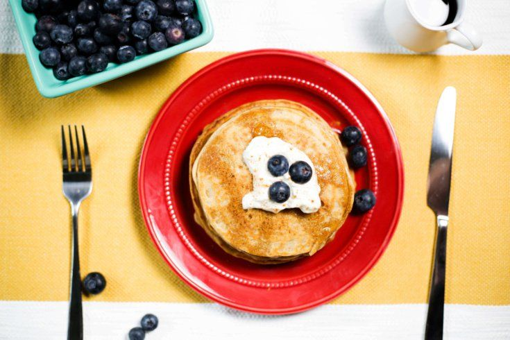 Paleo bone broth pancakes recipe http://www.draxe.com #health #holistic #natural